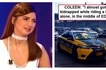 Coleen Garcia is fighting for Uber & Grab! The Kapamilya actress revealed that she was almost kidnapped by a taxi driver!