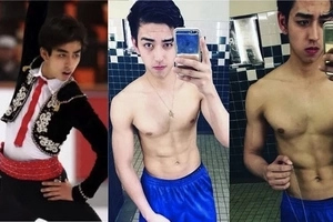 Filipino Olympic skater Michael Martinez is now a hottie!