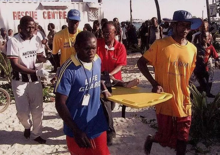 Mombasa lifeguards making a difference