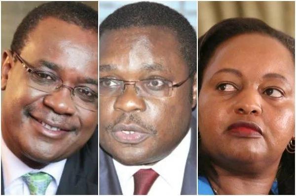 """Huu ndio uamuzi wa Jubilee kuhusu wanasiasa wa Jubilee na NASA """"waliofungiwa"""" nje ya uchaguzi"""