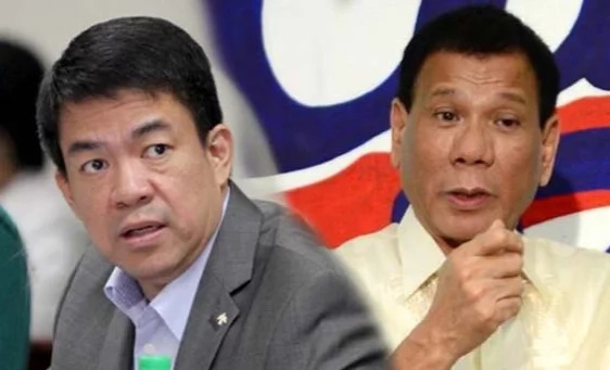 Don't misinterpret Duterte - Pimentel