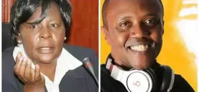 Why  Nancy Baraza turned down Maina Kageni's coffee date