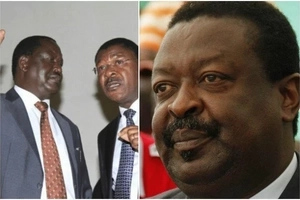 Mudavadi's ANC says it does not need NASA to do this