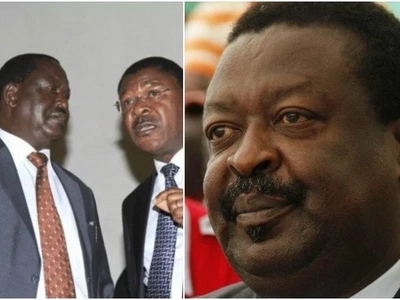 Days to the General Election, Musalia Mudavadi caught in nasty land-grabbing saga