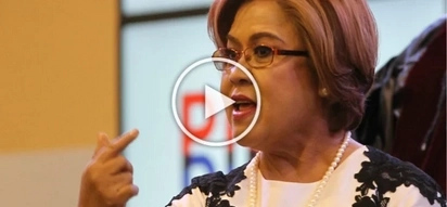 De Lima lambastes Duterte for ¨serialistic¨ attacks on women