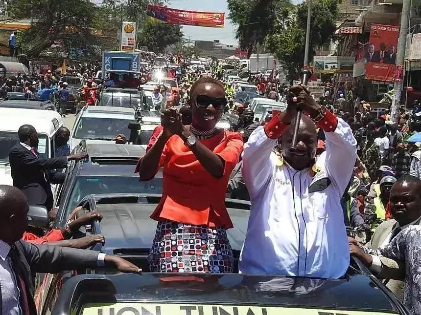 Sahau Nairobi, ushindani mkubwa wa ugavana unaendelea kushuhudiwa katika KAUNTI hii
