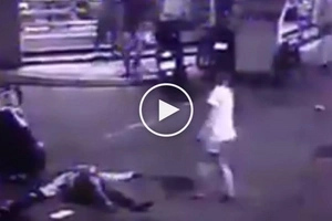 Walang awang pinatay! Riding-in-tandem hitmen brutally kills unsuspecting pedestrian in Tondo