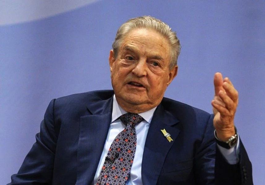 American billionaire George Soros