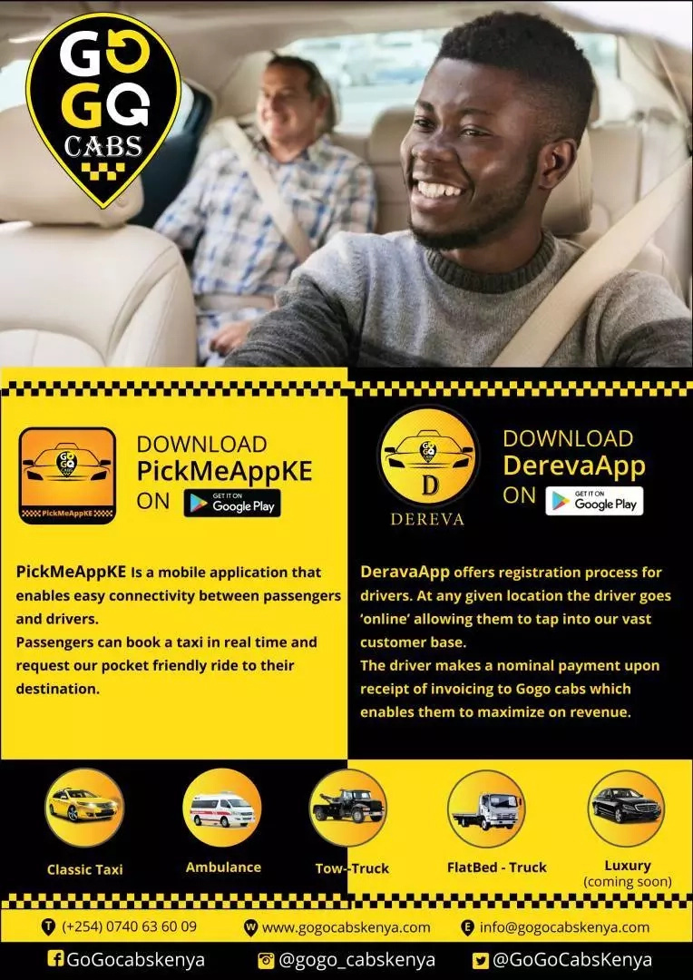 This local Kenyan cab company is sending Uber, Taxify and Little cab home