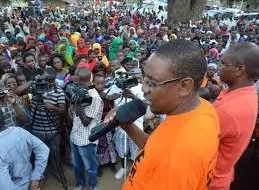 Jubilee calls for punisment of CORD 'gangs'