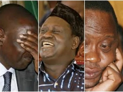 More pivotal Jubilee Party politicians decamp to NASA
