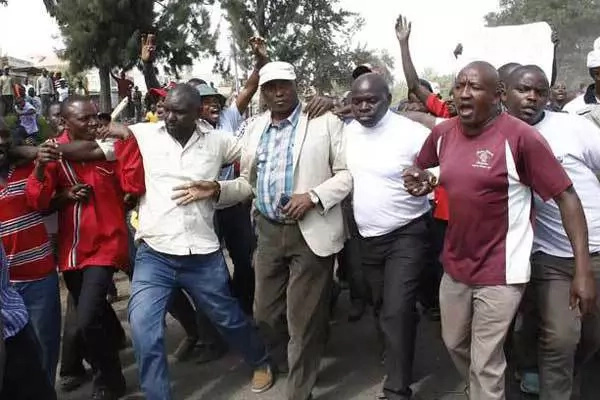 No bail for CORD MPs detained over hate speech - court
