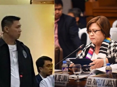 Sinungaling siya! Furious De Lima decries former aide's testimony on alleged relationship w/ Dayan