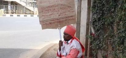 No El Nino Rains, ICC Cases To Be Dropped - Self-proclaimed Prophet Tells Kenyans