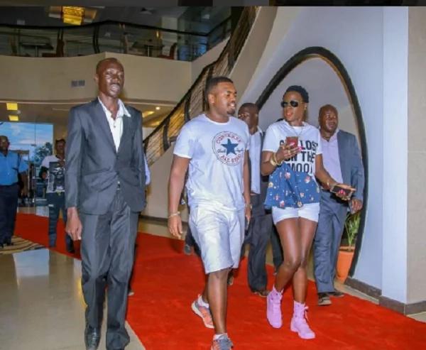 Akothee's manager impresses Kenyans
