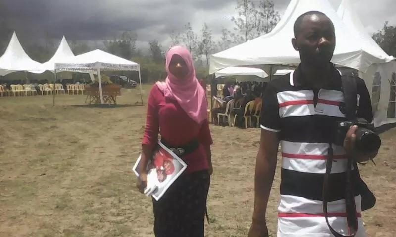 PICHA za mazishi ya Janet Kanini nyumbani kwake Narumoru