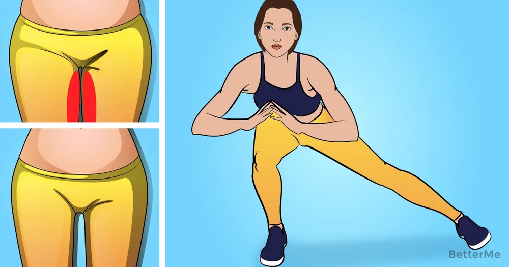 10-minute inner thigh workout for women over 40