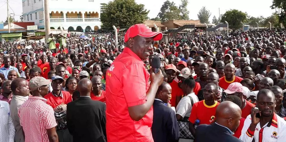 DP Ruto takes Raila's stand ahead of August polls