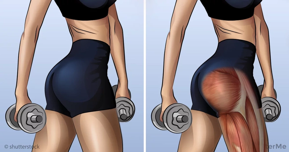 You can do these butt-toning moves at home