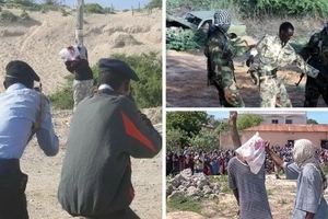 2 people including a Kenyan savagely executed by al-Shabaab