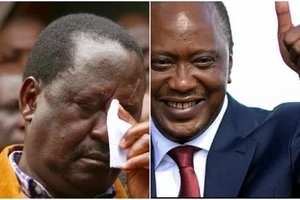 Mutahi reveals why Raila can NEVER be a Joshua