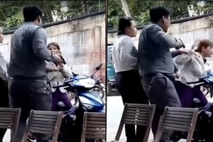 The real tiger momma! Fearless mother demands son's salary from boss but he pulls trigger on her head