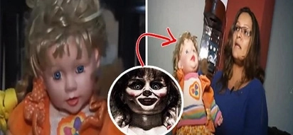 Evil possessed doll hurts kids while they are sleeping. Mother performed a ritual to detect the ghost, but the story took a new turn...