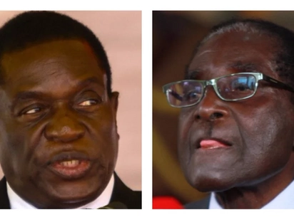 Why Zimbabwe's new leader is not in good books with the United States