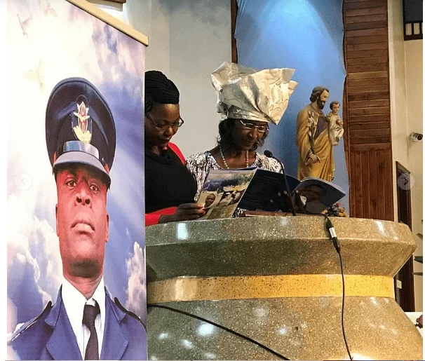 Mother of fallen Lake Nakuru helicopter crash pilot moves mourners with sobering eulogy