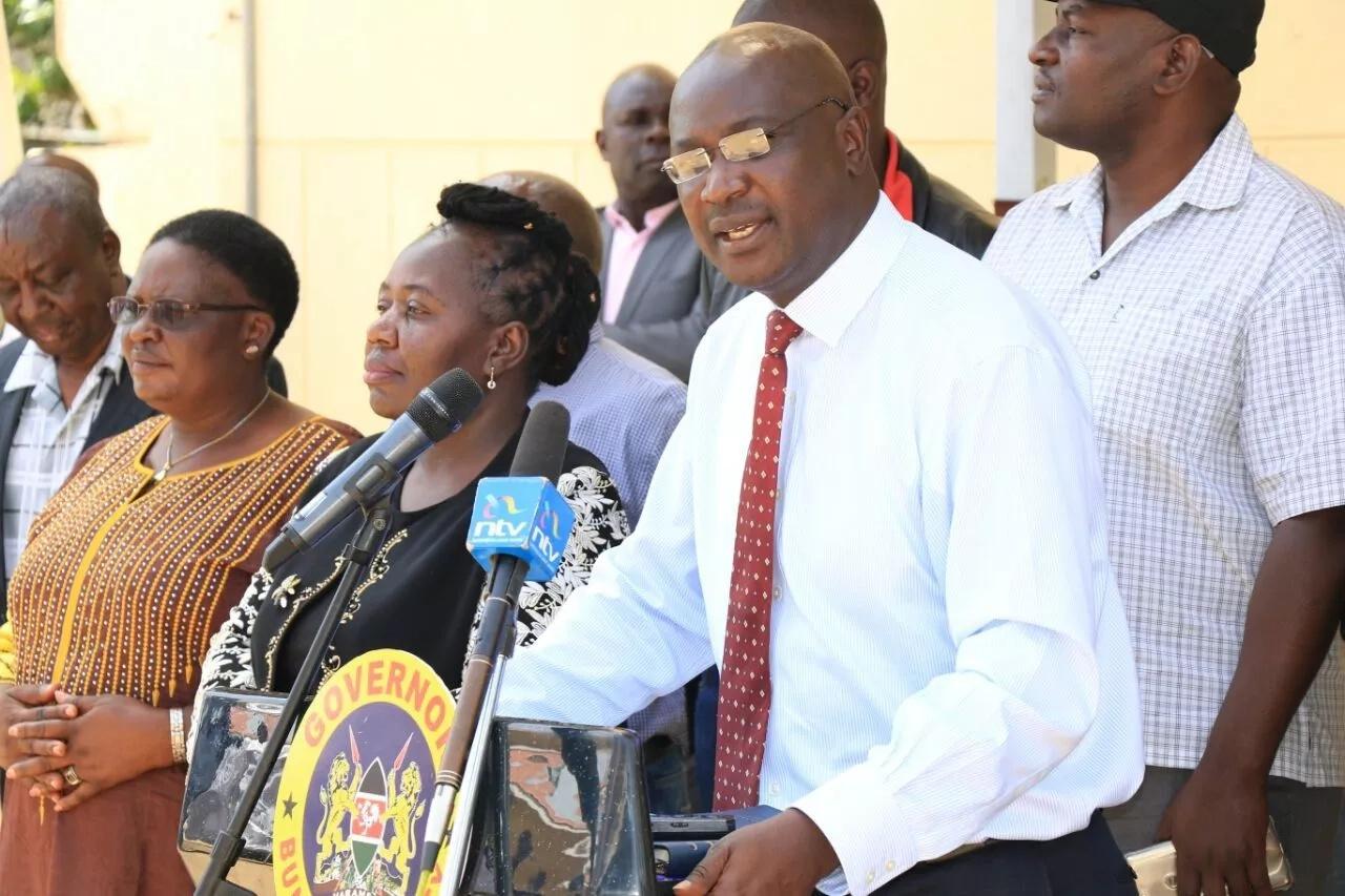 Bungoma governor pumps a record KSh 400 million in bursary allocation