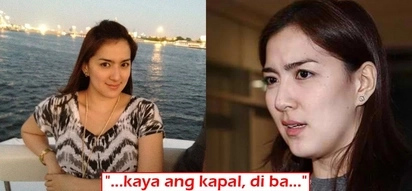 'Ang kapal di 'ba?' - Ara Mina describes showbiz guy who courts her despite having a girlfriend!