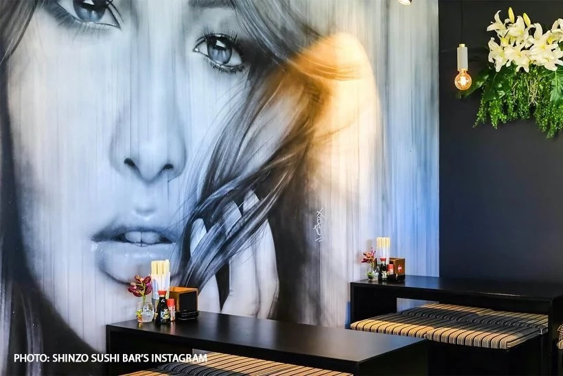 Pang International talaga ang Beauty! Liza Soberano's amazing mural found in Australia