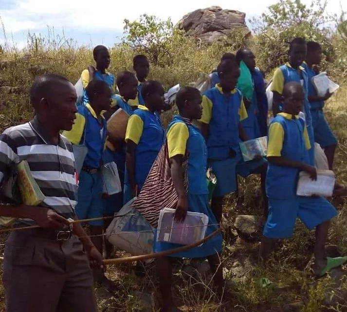 Stray bullet hits pupil in class as bandits attack village in Kerio Valley