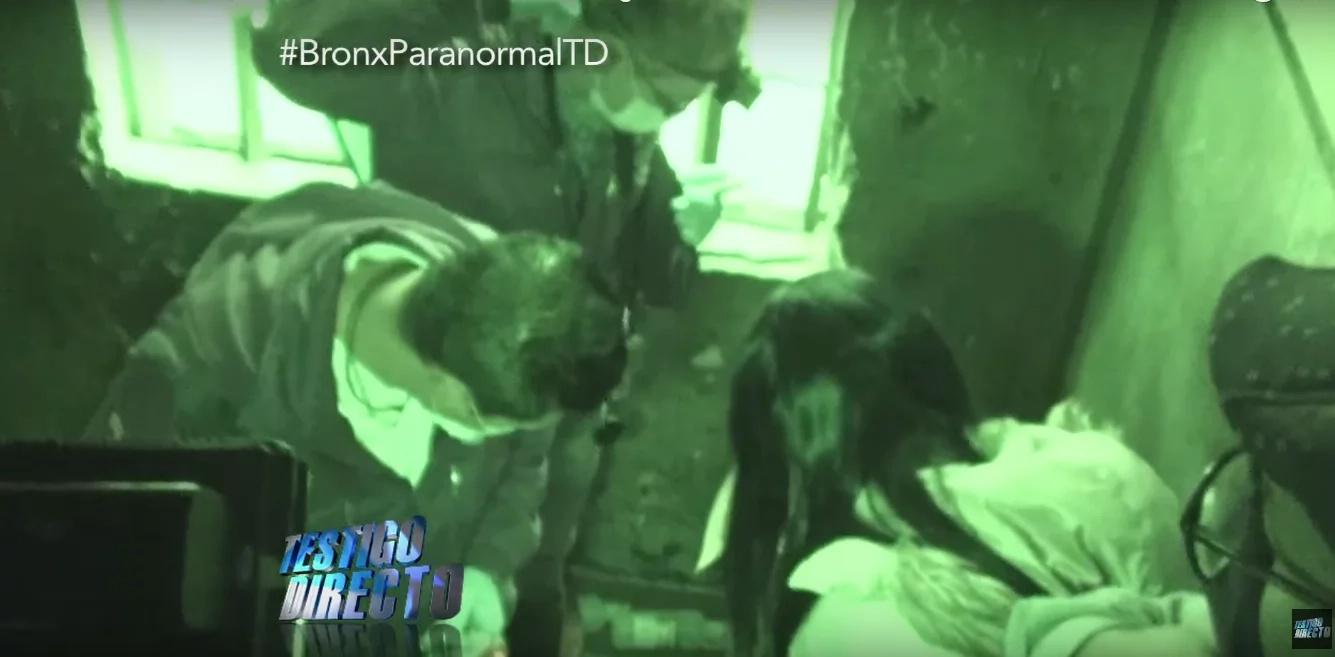 Descubrieron fantasmas en el sector del Bronx en Bogotá