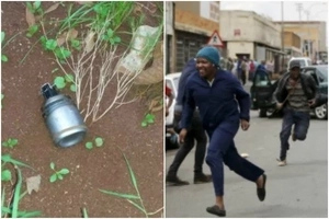 Bomb-like object sparks tension at a Jubilee function