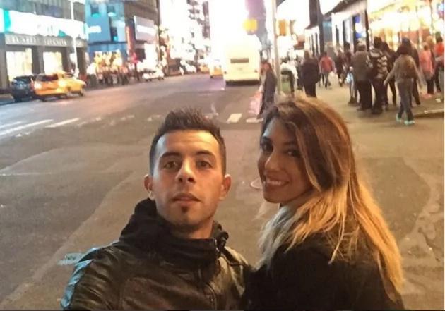 Cinthia Fernández y Defederico se separan nuevamente