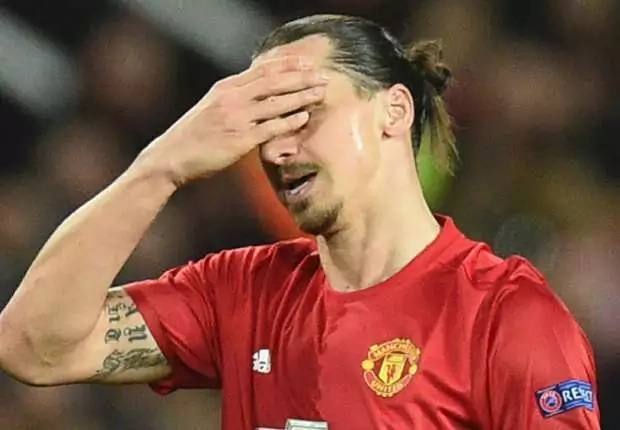 It's over, Zlatan Ibrahimovic reportedly admits his Manchester United career is over