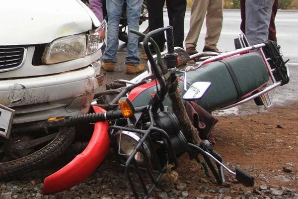 MP involved in Nasty road accident