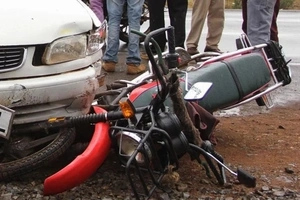 MP involved in GRISLY head on collision accident