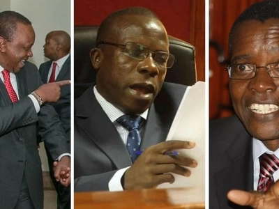 Enough is enough- Judiciary takes on Uhuru, Ruto and Raila after series of attacks