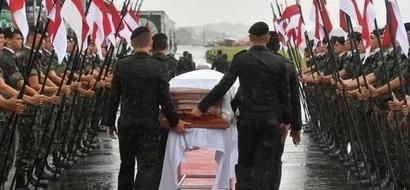 100.000 Personas asistieron al funeral de los jugadores del Chapecoense
