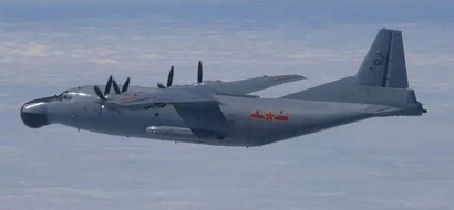 Chinese and Japanese jets faceoff over East China Sea