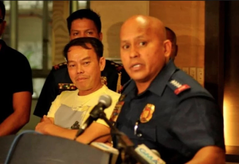 'Bato' to Leyte mayor: 'Good thing you surrendered'