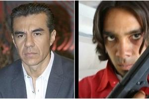 Adrian Uribe amenazado de muerte en redes sociales, los asesinos suben fotos de ellos mismos con armas