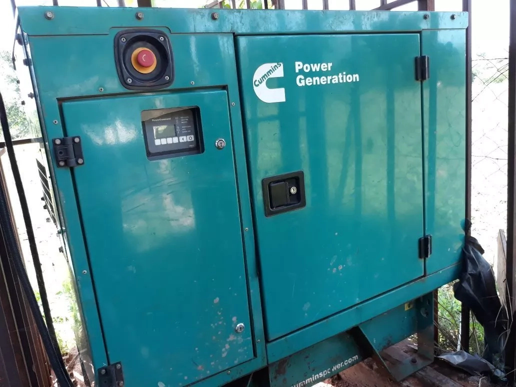 Multi-million county generator found at hotel of ex-Tharaka Nithi governor, police investigating