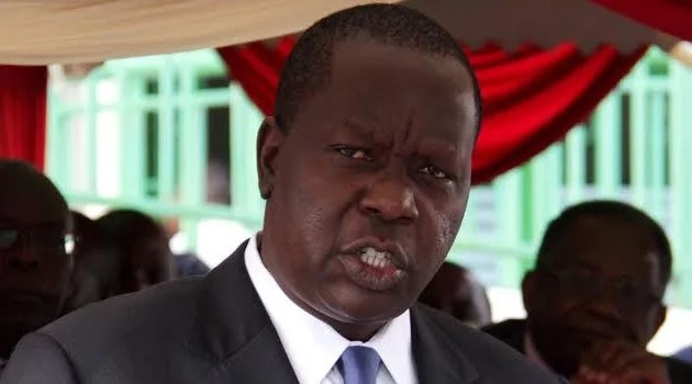 Matiangi lawsuit