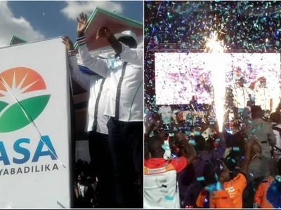 Did NASA copy their new logo from somewhere else? Details