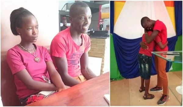 Couple who did KSh 100 wedding get a SURPRISE honeymoon