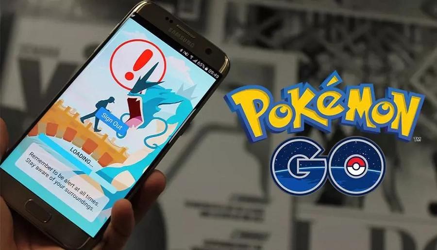 Google accounts of Pokemon Go users compromised