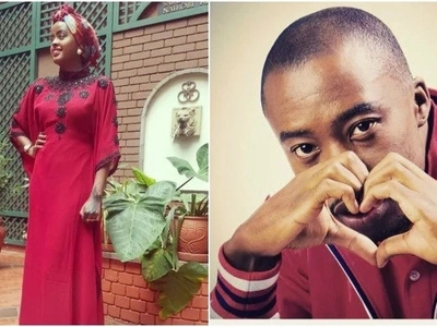 Amina Abdi shares some surprising information of how she met her Christian husband